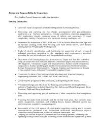 Quality Assurance Resume Example by Qa Qc Chemist Resume Ecordura Com