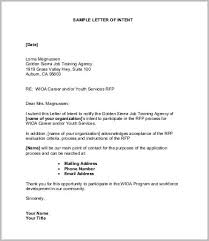 letter of intent for job 8 free word pdf documents download