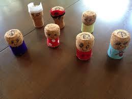 wine cork crafts for kids ideas