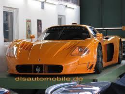 maserati mc12 orange maserati mc12 corsa serial n 8 dls automobile