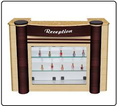 Small Salon Reception Desk Nail Salon Reception Desk U2013 Valeria Furniture
