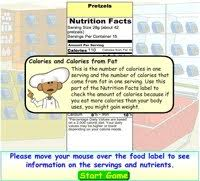 reading nutrition labels worksheet canada nutrition daily