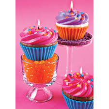cupcake candles scented cupcake candles all things cupcake