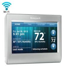 home depot black friday event honeywell wi fi smart thermostat rth9580wf the home depot