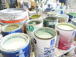 is paint any paint disposal guide the green project