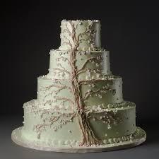 b cherry blossom tree cake