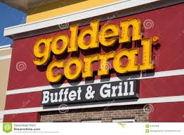Buffet Golden Corral by Exterior Sign Of Golden Corral Buffet And Grill Editorial Stock