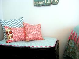 Making A Bench Cushion Craftaholics Anonymous How To Make A Bench Cushion