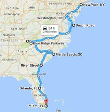 us map atlanta to new york us map atlanta to new york new york to miami road trip thempfa org