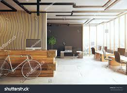 Medical Reception Desks by Creative Office Interior Bicycle Reception Desk Stock Illustration
