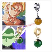 potara earrings z vegetto potara earring earrings ear
