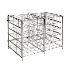 Desk Sorter Organizer Seville Classics 10 Slot Steel Wire Desk Organizer Web247 The
