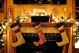 Christmas Decorations For Fireplace Mantel Fireplace Mantel Christmas Decorations Pictures Decoration