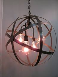 Orb Ceiling Light We Re Proud To Present Our Exclusive Metal Orb Chandelier Finely