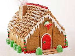 christmas gingerbread house gingerbread house cake recipe food network kitchen food network