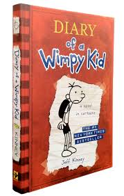 diary of a wimpy kid book 1 wimpy kid