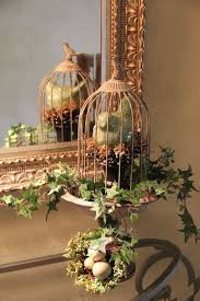 Birdcage Home Decor 61 Best Decorating With Birdcages Images On Pinterest Birdcage