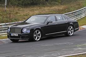 bentley mulsanne 2015 bentley mulsanne facelift spy shots gtspirit