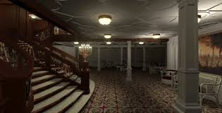 titanic first class dining room first class reception titanic adventure out of time wiki
