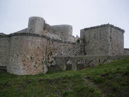 Krak Des Chevaliers by Places That Inspire Krak Des Chevaliers Syria