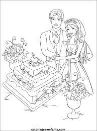 dessin mariage dessin ã colorier mariage princesse imprimer