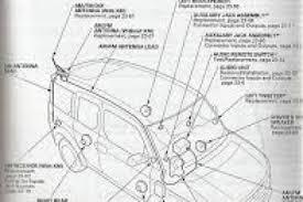 honda element wiring diagram honda element alternator lexus gx
