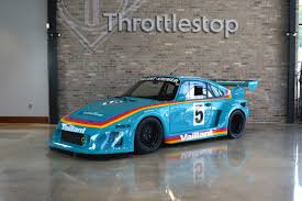 old racing porsche throttlestop kremer porsche 935 race car