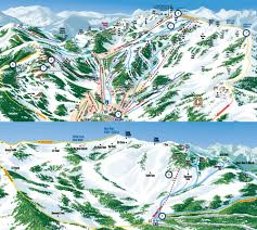 Squaw Trail Map Inside Scoop On Spring Skiing At Alpine Meadows Squaw Alpine