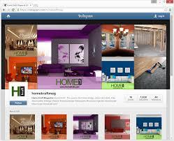 home design magazine instagram instagram for business localista media