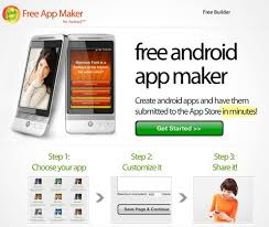 free apps for android how to create android app for wapka site free