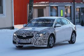 opel insignia 2014 interior scoop refreshed opel u2013 vauxhall insignia shows new details