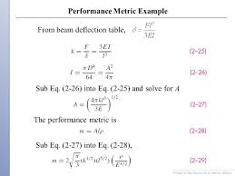 Beam Deflection Table by Lecture Slides Chapter 2 Materials Ppt Video Online Download