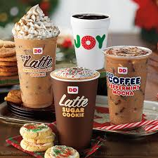 starbucks dunkin u0027 donuts peet u0027s caribou offer holiday season