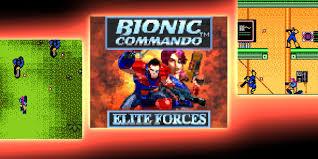 bionic commando elite forces game boy color games nintendo