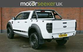 ford ranger raptor second hand ford ranger pick up double cab seeker raptor edition