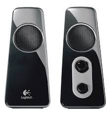 logitech speaker system z523 with subwoofer amazon ca computers