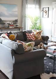 ektorp sofa sectional 29 awesome ikea ektorp sofa ideas for your interiors digsdigs