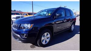 2017 jeep compass limited 4k wallpapers 2016 jeep compass true blue pearl youtube