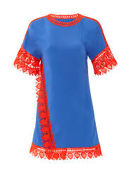 Tory Burch Plus Size Clothing Fringed Marissa Dress By Tory Burch For 100 Rent The Runway