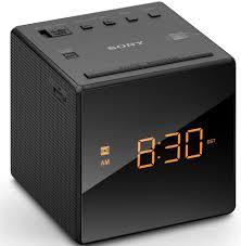 sony non cd clock radio black walmart com