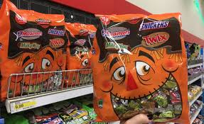 one day only big halloween candy bags 40 off at target the