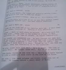 breaking bad finale script pages collider