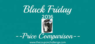 keurig black friday amazon black friday comparisons archives the coupon challenge