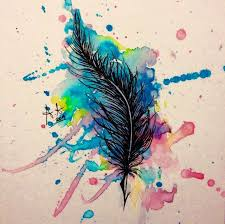 best 25 how to draw feathers ideas on pinterest feather sketch