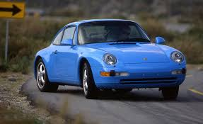 911 porsche 1995 for sale 1995 porsche 911 archived road test review car and driver