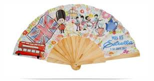 personalized fans cloth fans custom printed fabric folding fans fanprinter
