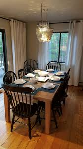 Oversized Dining Room Chairs by 100 Black Dining Room Sets Black And Wood Dining Table