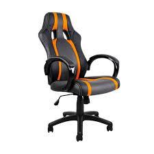 bureau ergonomique superbe fauteuil chaise de bureau ergonomique gamer pc siège noir