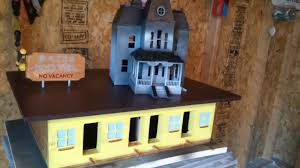 bates motel diorama bird house projects inventables community
