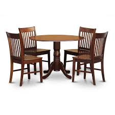 Small Round Kitchen Table And Chairs 5 Piece Small Kitchen Table And 4 Dining Chairs 5 Piece Small